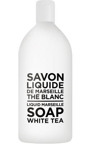 Compagnie de Provence Liquid Soap Refill White Tea (1000ml)