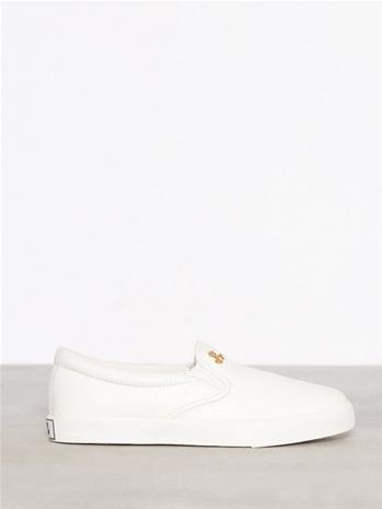 Lauren Ralph Lauren Ria Sneakers Low Top Cream