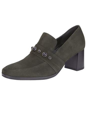Klassiset kengät Gabor tummanvihreä60404/70X
