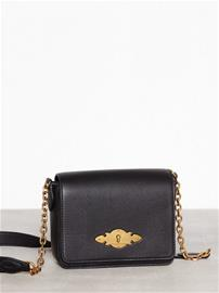 Polo Ralph Lauren Chain Crossbody Small Olkalaukut Musta