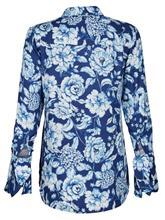 Paitapusero Alba Moda sininen/valkoinen85609/20X