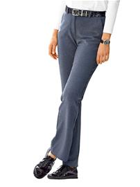Paola housut Paola antrasiitti/valkoinen50559/00X