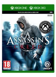 Assassin's Creed 1, Xbox 360 -peli