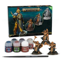 Warhammer Age of Sigmar: Stormcast Eternal Paint Set WH