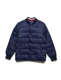 Tommy Hilfiger Essential Stepped Jacket BLACK IRIS d2b4f2b9ac