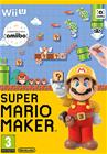 Super Mario Maker + Artbook, Nintendo Wii U -peli