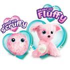 Scruff-A-Luv Yllätyseläin Vaaleanpunainen