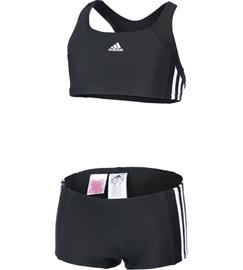 Adidas Essence Core 3S tyttöjen kaksiosainen uimapuku