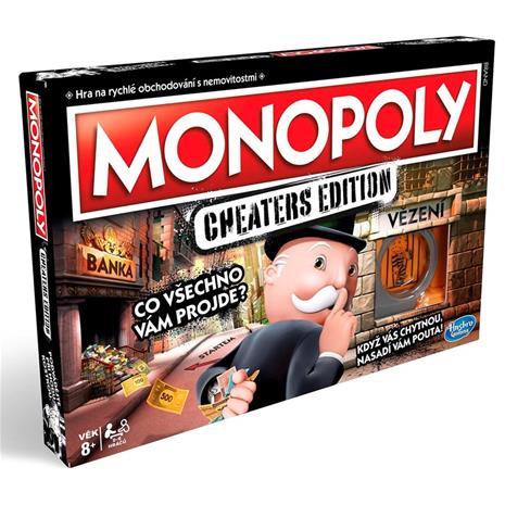 Monopoly Cheaters Edition, lautapeli