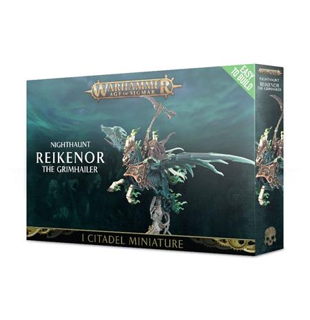 Easy to Build: Reikenor the Grimhailer WH
