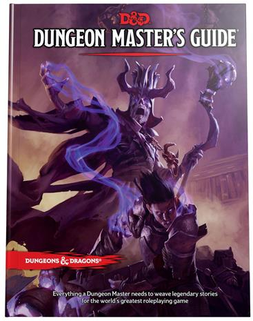 Dungeons & Dragon's 5th Edition Dungeon Master's Guide