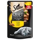Sheba Craft Collection -pakkaus 12 x 85 g - nauta