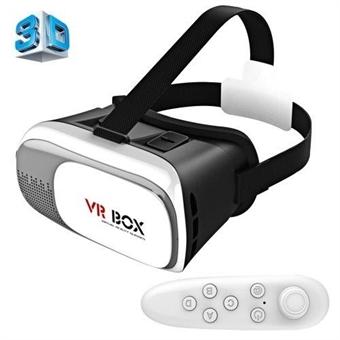 VR Box 2.0, VR -lasit ja kaukosäädin