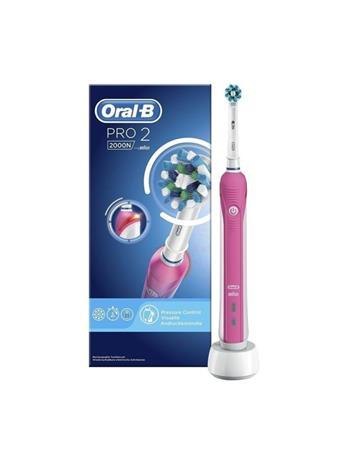 Braun Oral-B Pro 2 2000N CrossAction, sähköhammasharja