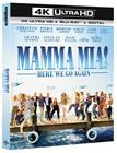 Mamma Mia! Here We Go Again (2018, 4k UHD + Blu-Ray), elokuva