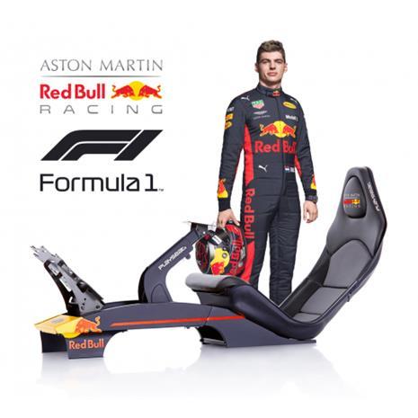Playseat F1 Aston Martin Red Bull Racing, ajopenkki/pelituoli