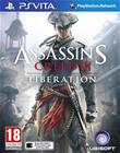 Assassin's Creed III (3): Liberation, PS Vita-peli