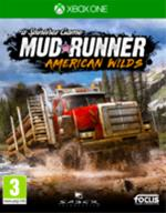 Spintires: MudRunner American Wilds Edition, Xbox One -peli