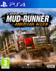 Spintires: MudRunner American Wilds Edition, PS4 -peli