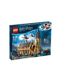 Lego Harry Potter 75954, Tylypahkan suuri sali (Hogwarts Great Hall)