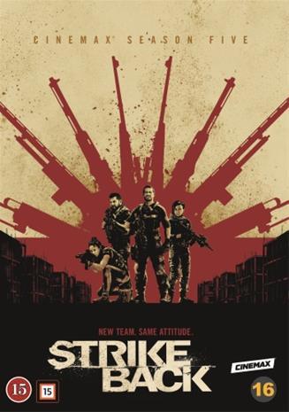 Strike Back Sarja