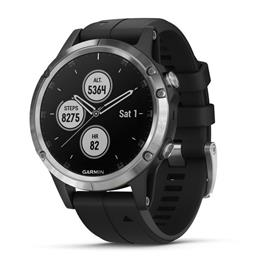 Garmin Fenix 5 Plus, GPS-monilajikello