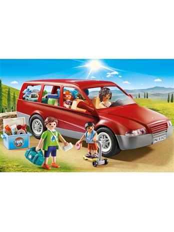 Playmobil 9421, perheen tila-auto