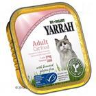 Yarrah Wellness Pä¢tä© 6 x 100 g - naudanliha & sikuri