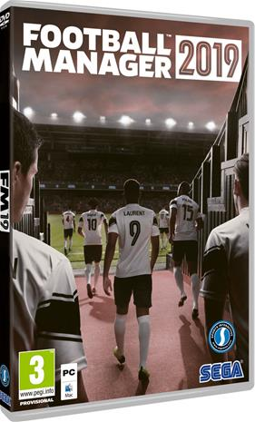 Football Manager 2019, PC -peli
