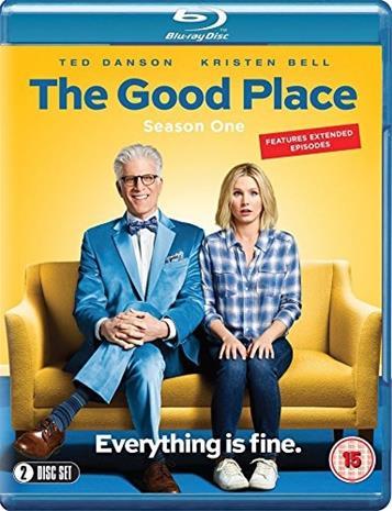 The Good Place: Kausi 1 (Blu-Ray), TV-sarja