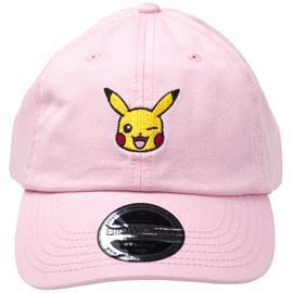 Pokémon - Pikachu lippalakki (vaaleanpunainen)