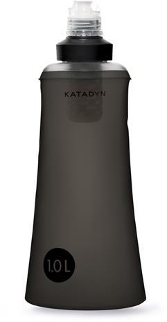 Katadyn Tactical BeFree Vedensuodatin 1l , musta