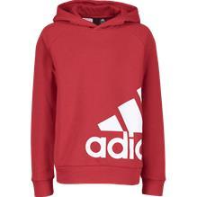 Adidas J YB BOS HOODIE SCARLET RED  9164a841b3