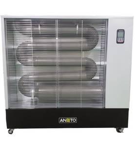 Infrapunalämmitin Aneto WAN-175 diesel Säteilylämmittimellä miellyttävää lämpöä
