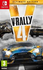 V-Rally 4 Ultimate Edition, Nintendo Switch -peli