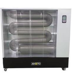 Infrapunalämmitin Aneto WAN-095 diesel Säteilylämmittimellä miellyttävää lämpöä
