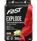 Fast Muscle Series Explode Vihreä Omena 385 g Explode juoma