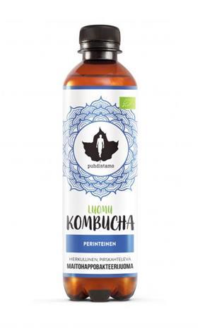 Puhdistamo Kombucha - Perinteinen