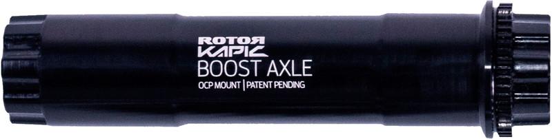 Rotor Kapic Axle Boost QF 170mm , musta