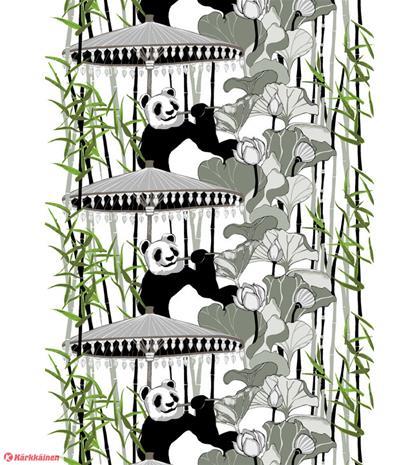Vallila Pandaherra 150 cm kangas