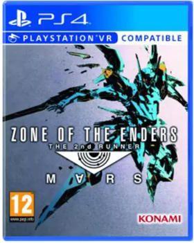 Zone of the Enders: The 2nd Runner Mars, PS4 -peli