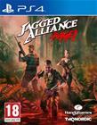 Jagged Alliance Rage!, PS4 -peli