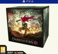 Darksiders III (3) Collector's Edition, PS4-peli