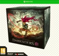 Darksiders III (3) Collector's Edition, Xbox One -peli