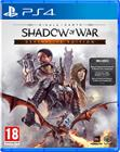 Middle Earth: Shadow of War Definitive Edition, PS4-peli