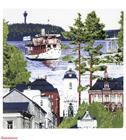 Vallila Kuopio 37x37 cm tablettisetti