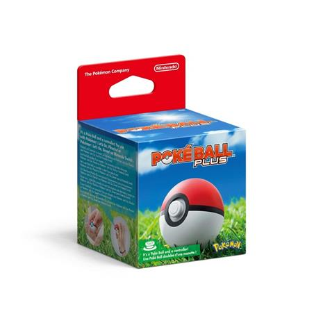 Poké Ball Plus, Nintendo Switch -ohjain