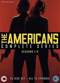 The Americans: Kaudet 1-6, TV-sarja