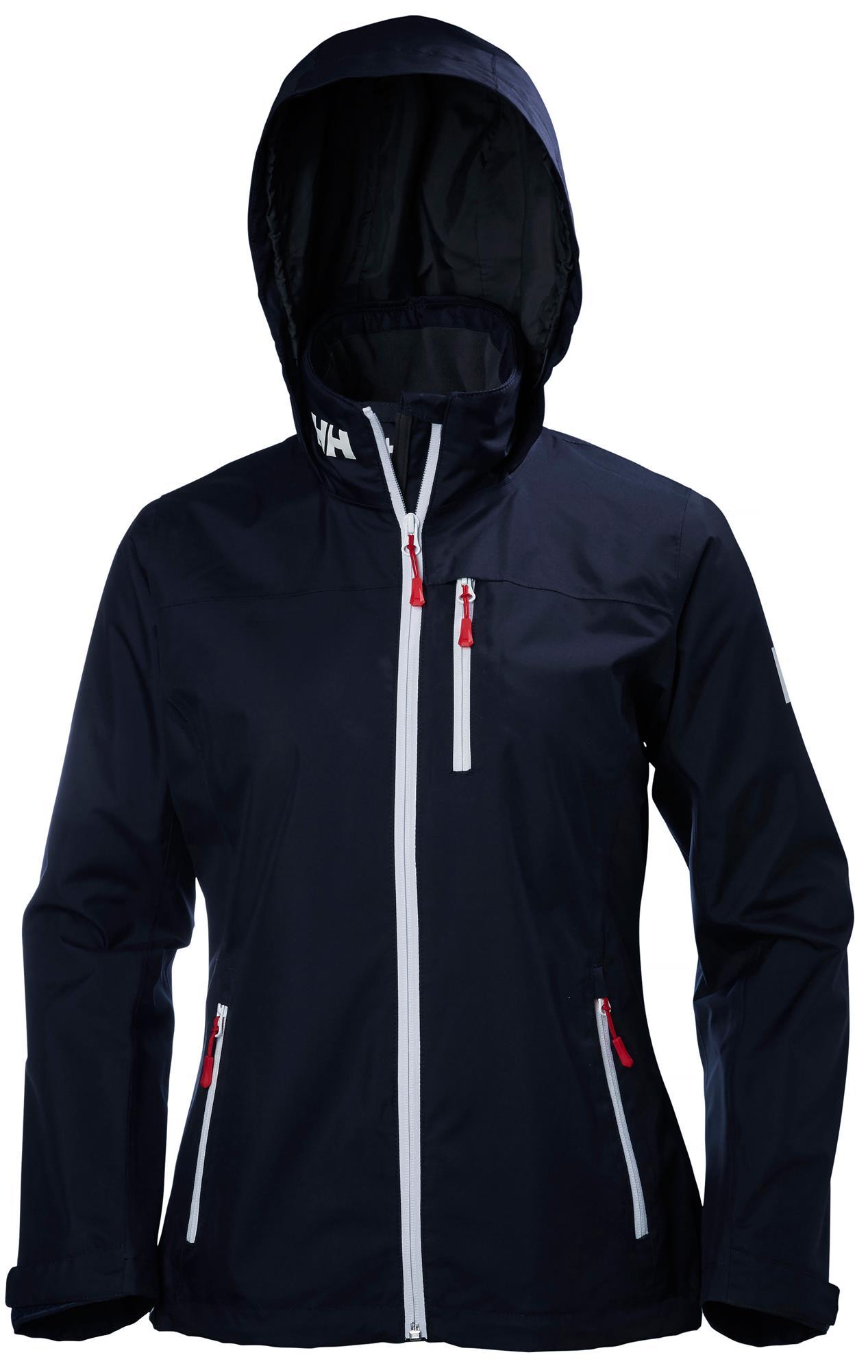 Helly Hansen Crew Hooded Jacket W Naisten kuoritakki