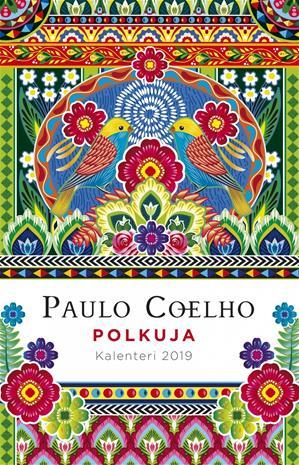 Polkuja. Kalenteri 2019 (Paulo Coelho), kirja